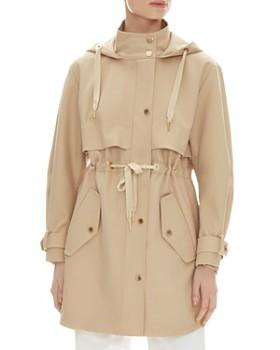 8dc26076369 Sandro - Orlane Hooded Coat ...