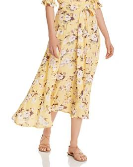 Faithfull the Brand - Asiya Floral Midi Skirt