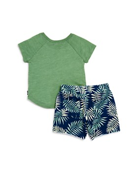 Splendid - Boys' Palm Tree Tee & Shorts Set - Baby