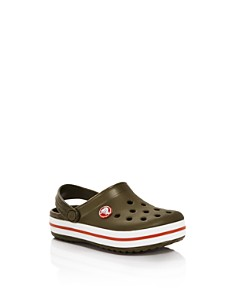 Crocs - Unisex Crocband Clogs - Walker, Toddler, Little Kid, Big Kid