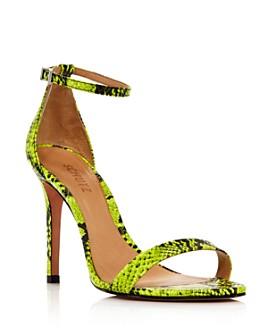 SCHUTZ - Women's Cadey-Lee High-Heel Sandals