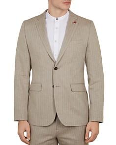 Ted Baker - Balrom Herringbone Slim Fit Jacket