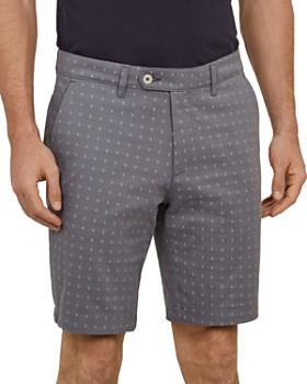 b0564c7e8 Ted Baker - Joordan Cross Embroidery Shorts ...