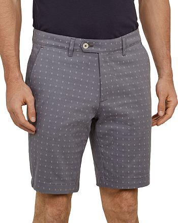 Ted Baker - Joordan Cross Embroidery Shorts