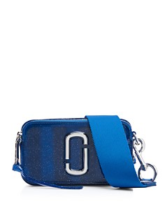 MARC JACOBS - The Jelly Glitter Small Crossbody