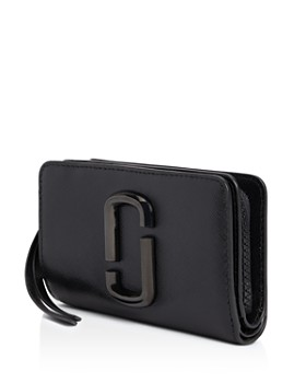 MARC JACOBS - Snapshot Compact Leather Wallet
