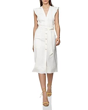 Reiss Dresses ENID BELTED DRESS