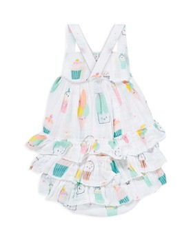 Angel Dear - Girls' Sprinkles Bubble Romper - Baby