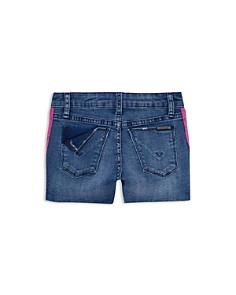 Hudson - Girls' Martina Side-Stripe Denim Shorts - Big Kid