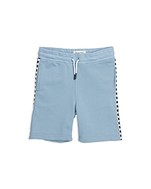 Sovereign Code Boys' Official Checkered-Panel Shorts - Little Kid, Big Kid