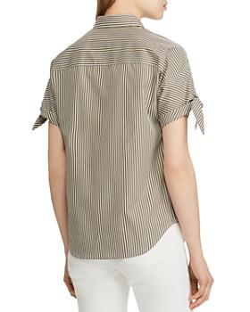 Ralph Lauren - Tie-Cuff Button-Down Shirt
