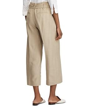 Ralph Lauren - High-Rise Twill Pants