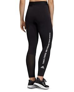 Adidas - Sports ID Mesh-Inset Leggings