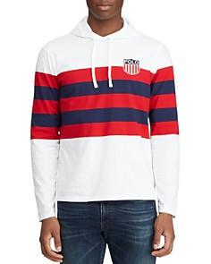 Polo Ralph Lauren - Striped Hooded Sweatshirt