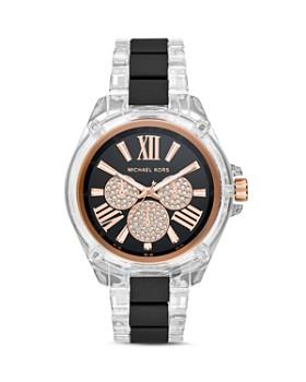 0a1c1385a2bc Michael Kors - Wren Link Bracelet Watch