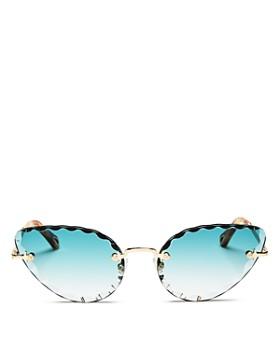 023159f9b104 Chloé - Women s Cat Eye Sunglasses