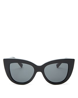 Valentino - Women's Square Sunglasses, 51mm