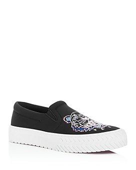 Kenzo - Women's K-Skate Slip-On Sneakers