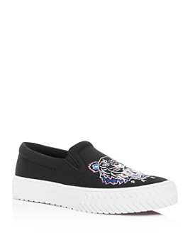 Kenzo - Women's K-Skate Slip-On Sneakers