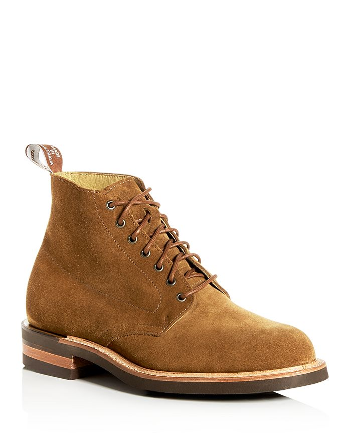 a434d7d3dd25 R.M. Williams R.M.Williams Men's Rick Suede Boots   Bloomingdale's
