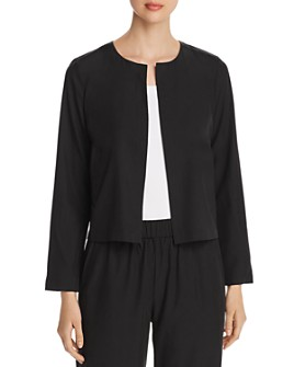 Eileen Fisher Petites - Open Jacket