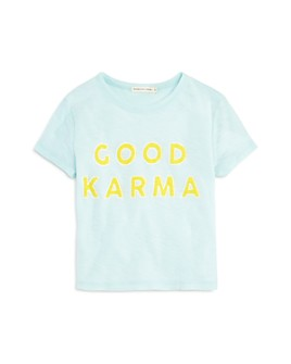 COMUNE - Girls' Good Karma Tee - Little Kid
