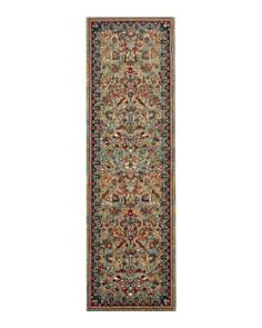 "Karastan - Spice Market Tigris Runner Rug, 2'4"" x 7'10"""