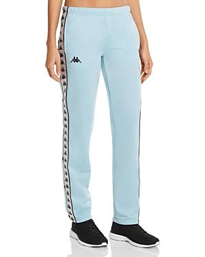 Kappa Banda Wastoria Side-Snap Track Pants
