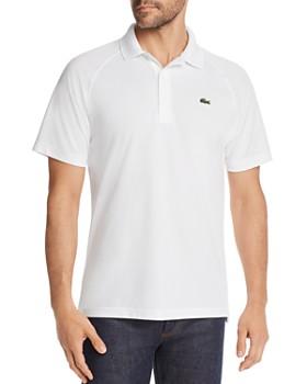 Lacoste - Ultra Dry Raglan-Sleeve Polo Shirt