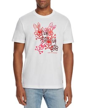 Psycho Bunny - Hallam Logo Graphic Tee
