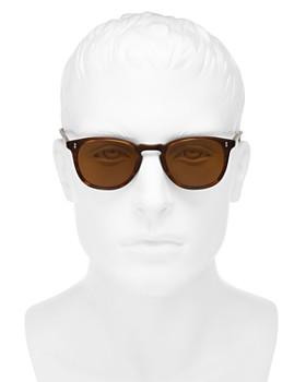 GARRETT LEIGHT - Men's Kinney Square Sunglasses, 47 mm