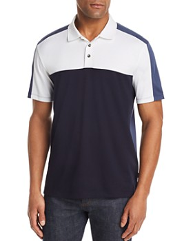 BOSS Hugo Boss - Piket Color-Block Regular Fit Polo Shirt
