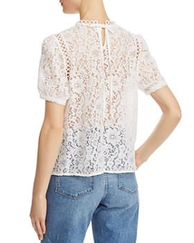 Fashion Union - Lilo Lace Top