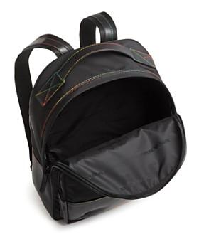 Armani - Rainbow-Stitch Backpack