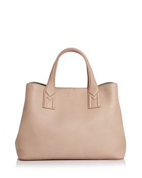Max Mara - Isabel Large Leather Satchel