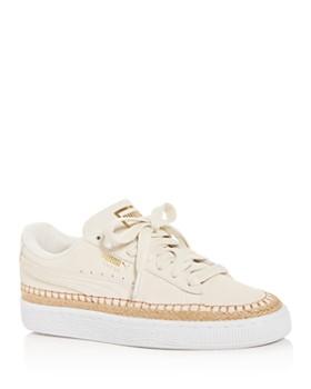 PUMA - Women's Sneakerdrille Low-Top Sneakers