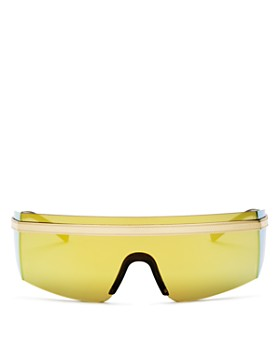 Versace - Unisex Shield Sunglasses, 140mm