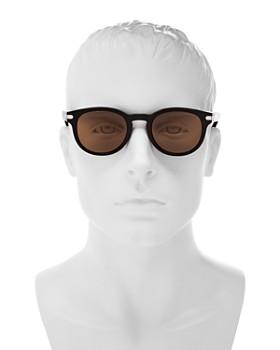 Salvatore Ferragamo - Men's Round Sunglasses, 50mm