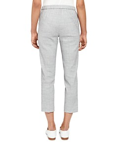 Theory - Basic Crop Pants