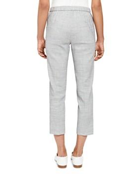 Theory - Basic Crop Pants