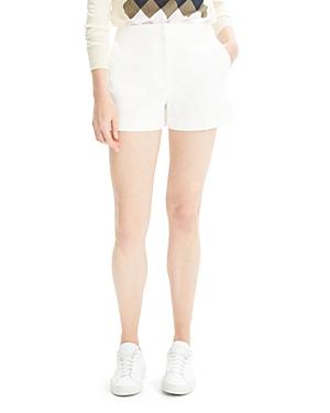 Theory Tailored Mini Shorts