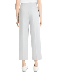 Theory - Crop Straight Pants