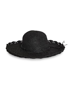 3536ea8677ad4 BCBGENERATION - Woven Floppy Sun Hat ...