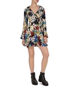 The Kooples - Honolulu Ruffle Dress