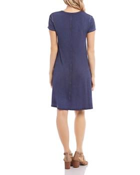Karen Kane - Olivia Vintage-Wash T-Shirt Dress