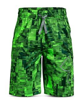 Under Armour - Boys' Renegade 2.0 Printed Shorts - Big Kid