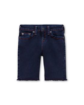 ace9da1a True Religion - Boys' Geno Denim Shorts - Little Kid, ...