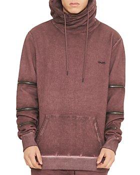 nANA jUDY - Moto Hooded Sweatshirt