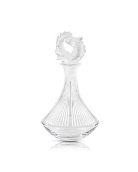 Lalique - Double Fish Decanter