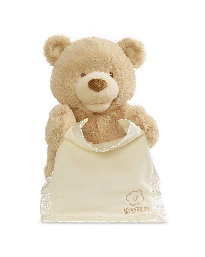 Gund - Animated Peek-a-Boo Bear - Ages 0+